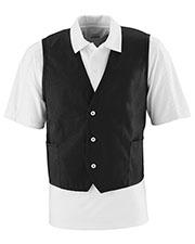 Augusta 2145 Men Work Vest With Pockets at GotApparel