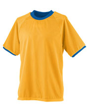 Augusta 216 Boys Reversible Practice Soccer Jersey at GotApparel