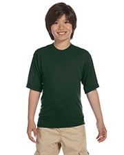Jerzees 21B Boys 5.3 Oz. 100% Polyester Sport With Moisture Wicking T-Shirt at GotApparel