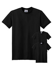 Jerzees 21M Men 5.3 Oz. 100% Polyester Sport With Moisture Wicking T-Shirt 3-Pack at GotApparel