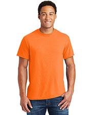 Jerzees 21M Men 5.3 oz Dri-Power®Active Sport 100% Polyester T-Shirt at GotApparel