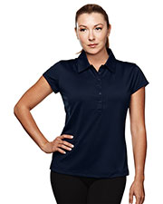 TM Performance 221 Women's 6 Oz Ultracool Golf Shirt at GotApparel