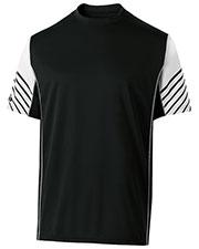 Holloway 222544 Unisex Arc Short-Sleeve Shirt at GotApparel