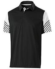 Holloway 222548 Unisex Arc Polo T-Shirt at GotApparel