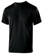 Holloway 222623 Boys Polyester Short Sleeve Gauge Shirt at GotApparel