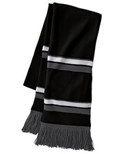 Holloway 223836 Unisex Acrylic Rib Knit Comeback Scarf at GotApparel