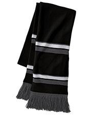Holloway 223836 Unisex Acrylic Rib Knit Comeback Scarf at GotApparel