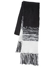 Holloway 223841 Acrylic Rib-Knit Ascent Scarf at GotApparel