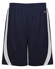 Badger 2244 Youth B-Slam Reversible 6 Short at GotApparel