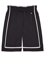 Badger 2248 Boys Youth B-Line Reversible Shorts at GotApparel