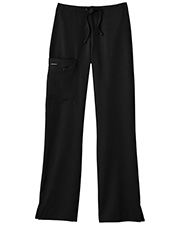 White Swan 2249 Classic 1/2 Elastic, Drawstring Stretch Zipper Pocket Pant at GotApparel