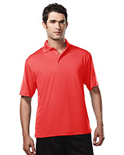 TM Performance 224 Men's Campus Ultracool Short-Sleeve Golf Shirt at GotApparel