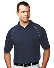 TM Performance 227 Men's Dauntless Raglan Sleeve Knit Polo at GotApparel