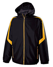 Holloway 229059 Men Polyester Full Zip Charger Jacket at GotApparel
