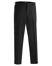 Edwards 2290 Men Flat Front Polyester Pant at GotApparel