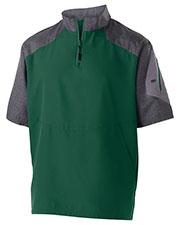 Holloway 229545 Unisex Raider Short-Sleeve Pullover at GotApparel