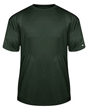 Badger 2320 Boys Youth Pro Heather Performance Tee at GotApparel