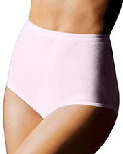Bali 2324 Women Full Cut Fit Stretch Cotton Brief at GotApparel
