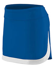 Augusta 2410 Women Action Color Block Skort at GotApparel
