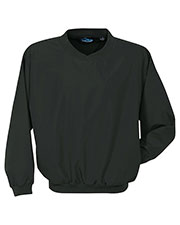 Tri-Mountain 2500 Men Windstar Long-Sleeve Wind Shirt at GotApparel