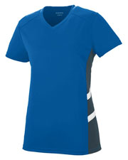 Augusta 2502 Women Oblique Jersey at GotApparel