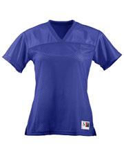 Augusta 250 Women Fit Replica Football T-Shirt at GotApparel