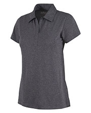 Charles River Apparel 2519 Women Heathered Polo at GotApparel