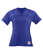 Augusta 251 Girls Replica Football Tee at GotApparel