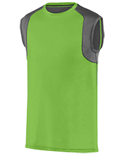 Augusta 2524 Men Astonish Sleeveless Jersey at GotApparel