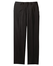 Edwards 2550 Men Classic Flat Front Polyester Pant at GotApparel