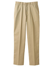 Edwards 2570 Men Blended Chino Flat Front Pant at GotApparel