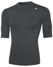 Champion 2614TY boys Compression 1/2 Sleeve Tee at GotApparel