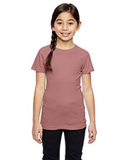 LAT 2616 Girls Fine Jersey T-Shirt at GotApparel