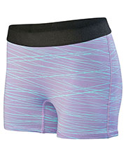 Augusta 2625 Women Hyperform Fitted Short at GotApparel