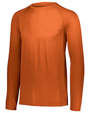 Augusta 2795 Men Attain Wicking Long Sleeve Shirt at GotApparel