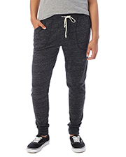 Custom Embroidered Alternative Apparel 2910E Ladies Eco Classic Jogger at GotApparel