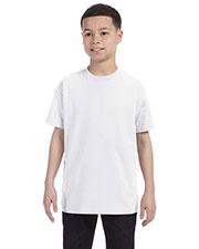 Jerzees 29B Boy 5.6 Oz., 50/50 Heavyweight Blend T-Shirt at GotApparel