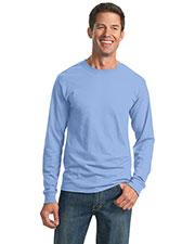 Jerzees 29LS Men 5.6 oz Long Sleeve T-Shirt at GotApparel