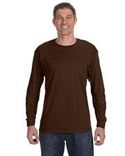 Jerzees 29L Men Dri-Power Active 50/50 Long-Sleeve T-Shirt at GotApparel