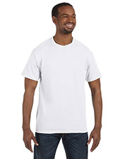 Jerzees 29MT Adult Tall 5.6 Oz. 50/50 Heavyweight Blend T-Shirt at GotApparel