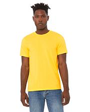 Bella + Canvas 3001CVC Men 4.2 oz Heather CVC T-Shirt at GotApparel