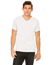 Bella + Canvas 3005 Unisex Short-Sleeve V-Neck Jersey Tee at GotApparel