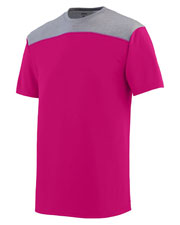 Augusta 3055 Men Challenge Short Sleeve T-Shirt at GotApparel