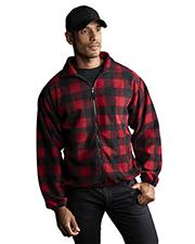 Sierra Pacific 3061 Men Full Zip Fleece Jacket at GotApparel
