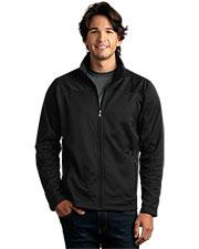 Vantage 3275 Men Brushed Back Micro-Fleece Full-Zip Jacket at GotApparel
