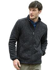 Vantage 3305 Men Summit Sweater-Fleece Jacket at GotApparel