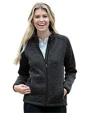 Vantage 3306 Women 's Summit Sweater-Fleece Jacket at GotApparel