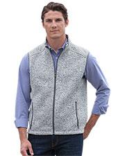 Vantage 3307 Men Summit Sweater-Fleece Vest at GotApparel
