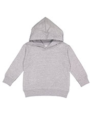 Rabbit Skins 3326 Toddler Pullover Fleece Hoodie at GotApparel
