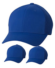Yupoong 6533 Unisex Flexfit Ultrafibre Cap 3-Pack at GotApparel
